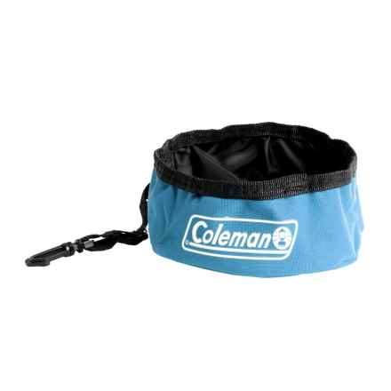 Coleman Travel Bowl for Pets - 24 oz. in Blue - Closeouts