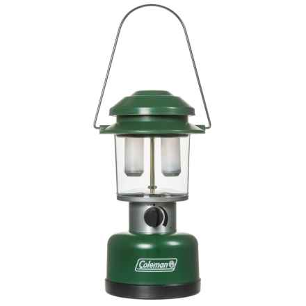Coleman Twin LED Battery Lantern - 390 Lumens in See Photo - Closeouts