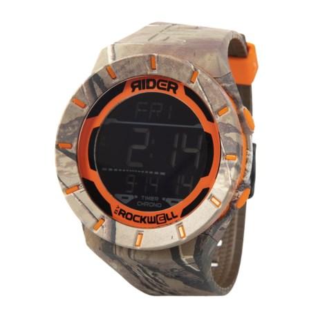 Image of Coliseum Realtree Xtra(R) Digital Watch - Polyurethane Strap (For Men)