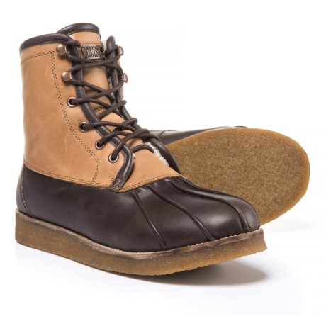 Image of Collective Lancelot Winter Boots - Waterproof, Shearling Lined (For Men)