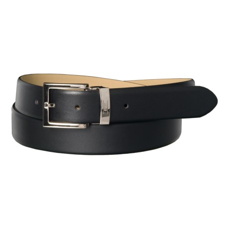 Image of Collezioni Leather Belt (For Men)