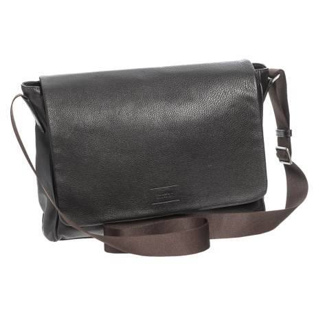 Collezioni Messenger Bag - Leather (For Men)