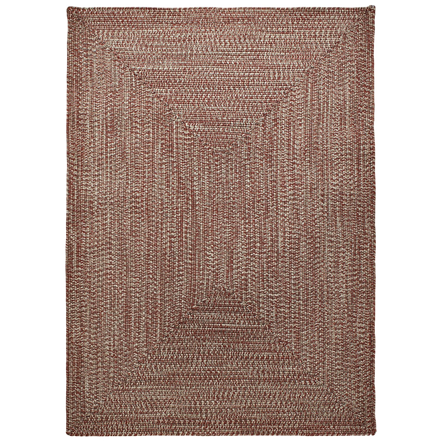 Colonial Mills Braided Indoor Outdoor Area Rug 5x7