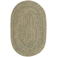Colonial Mills Indoor/Outdoor Multi Area Rug - 4x6' in Green - Overstock