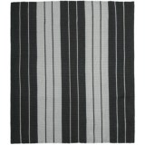 "Colonial Mills Lux Stripe Flat-Weave Rug - 26x34"""