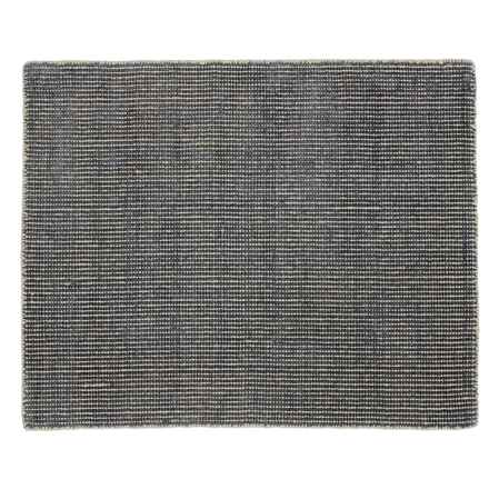 "Colonial Mills Sasha Plush Textured Scatter Rug - 26x34"" in Grey - Closeouts"
