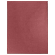 Colonial Mills Sunbrella® Indoor-Outdoor Rug - 5x7' in Garnet - Closeouts