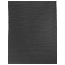 Colonial Mills Sunbrella® Indoor-Outdoor Rug - 9x12' in Ebony - Closeouts