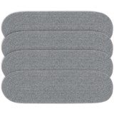 Colonial Mills Wool Blend Stair Treads - Set of 4, 8x28""