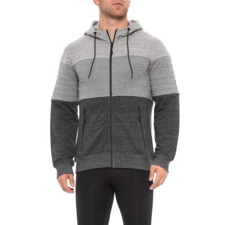 Image of Color Block Hoodie (For Men)