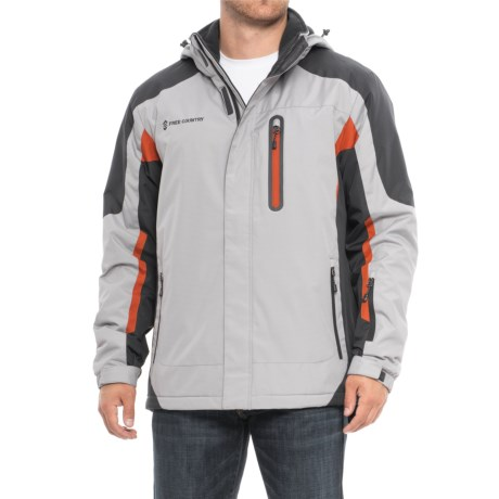 Image of Color-Block Jacket - Insulated (For Men)