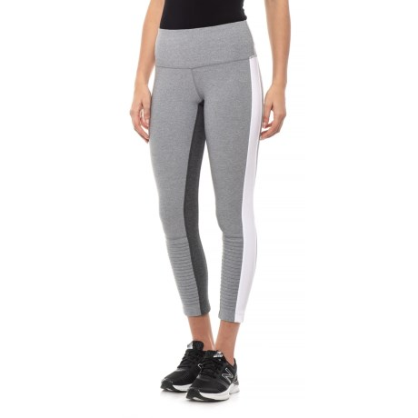 Image of Color-Block Leggings (For Women)