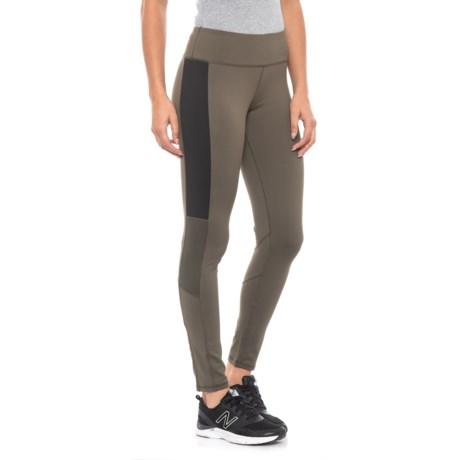 Image of Color-Block Leggings (For Women)