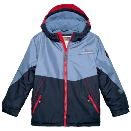 Image of Color Detail Board Jacket - Insulated (For Big Boys)