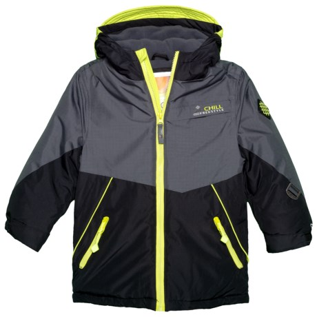Image of Color Detail Board Jacket - Insulated (For Little Boys)