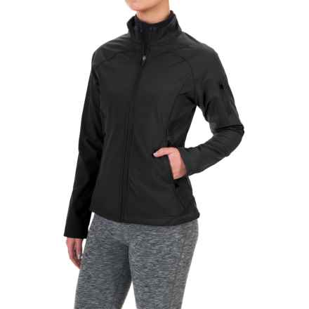 Colorado Clothing Antero Soft Shell Jacket (For Women) in Black - Closeouts