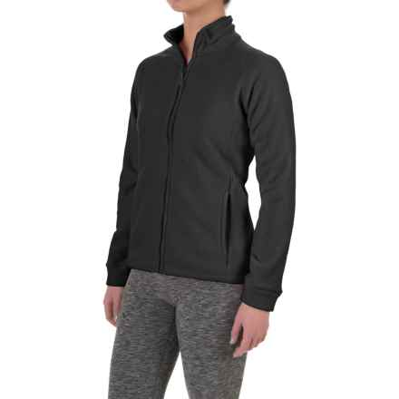 Colorado Clothing Bear Creek Fleece Jacket (For Women) in Black - Closeouts
