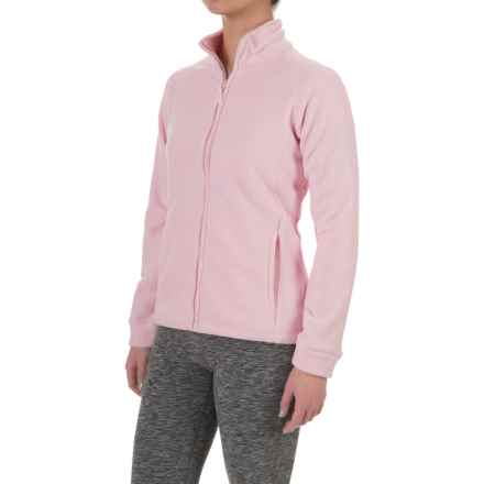 Colorado Clothing Bear Creek Fleece Jacket (For Women) in Cotton Candy - Closeouts
