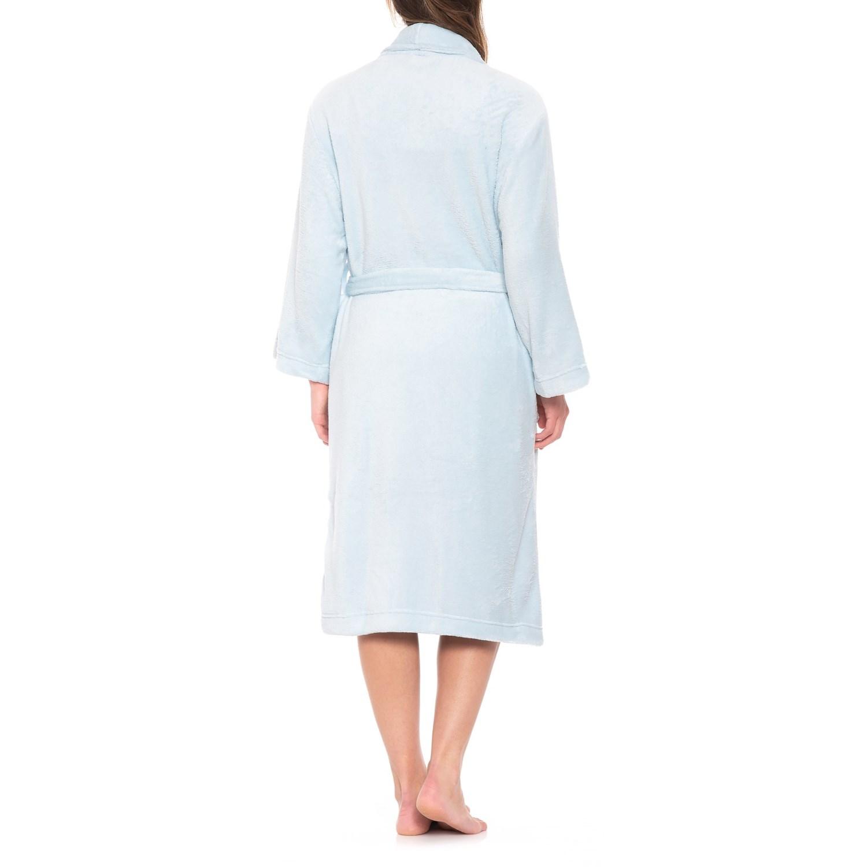 Colorado Clothing Fleece Spa Robe - Long Sleeve (For Women) 822aa1063