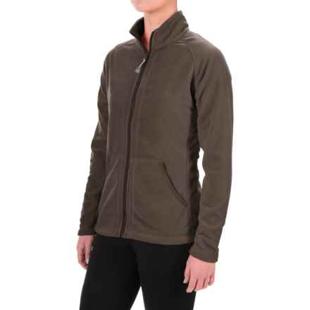 Colorado Clothing Frisco Fleece Jacket (For Women) in Chocolate - Closeouts