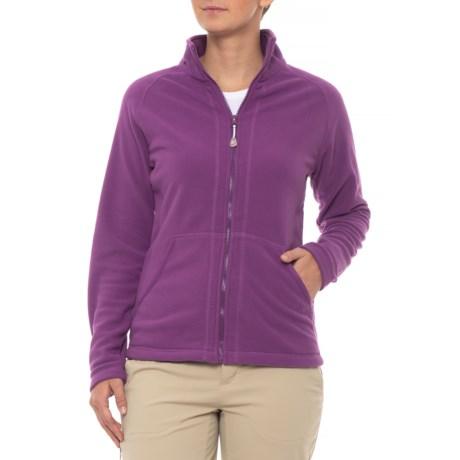 Colorado Clothing Frisco Fleece Jacket (For Women) in Dahlia