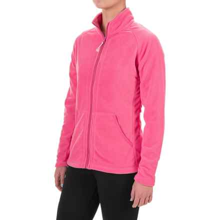 Colorado Clothing Frisco Fleece Jacket (For Women) in Flamingo - Closeouts