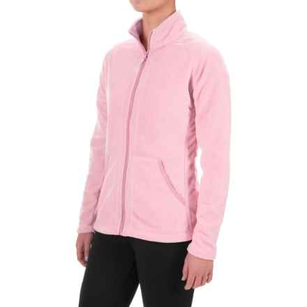Colorado Clothing Frisco Fleece Jacket (For Women) in Kiss Pink - Closeouts