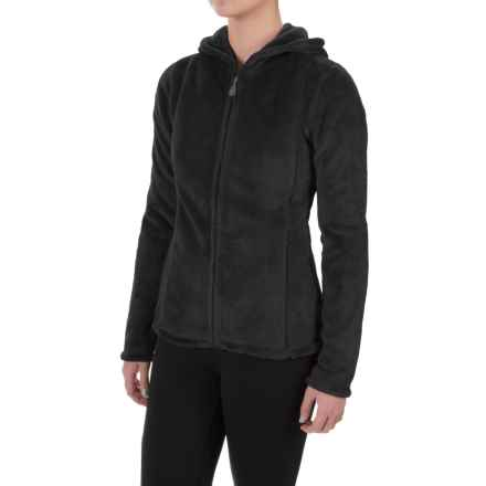Colorado Clothing Paonia Fleece Hoodie - Full Zip (For Women) in Black - Closeouts