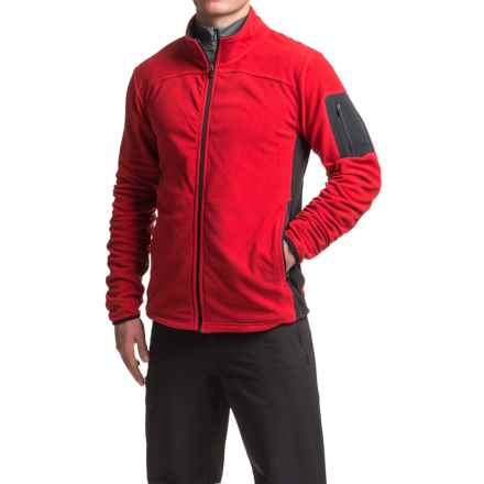 Colorado Clothing Pikes Peak Fleece Jacket (For Men) in Atomic - Closeouts