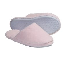 Colorado Clothing Plush Fleece Slippers (For Women) in Cotton Candy - Closeouts