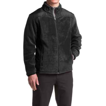 Colorado Clothing Telluride Fleece Jacket (For Men) in Black - Closeouts