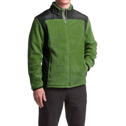 Colorado Clothing Telluride Fleece Jacket (For Men) in Kale - Closeouts