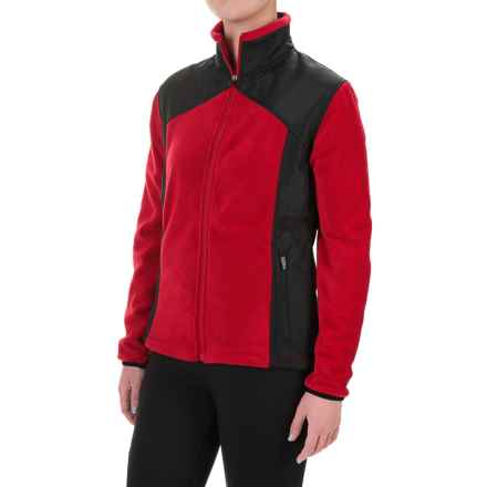 Colorado Clothing Telluride Fleece Jacket (For Women) in Atomic - Closeouts