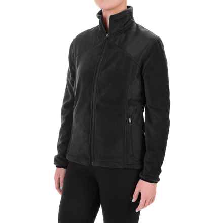 Colorado Clothing Telluride Fleece Jacket (For Women) in Black - Closeouts