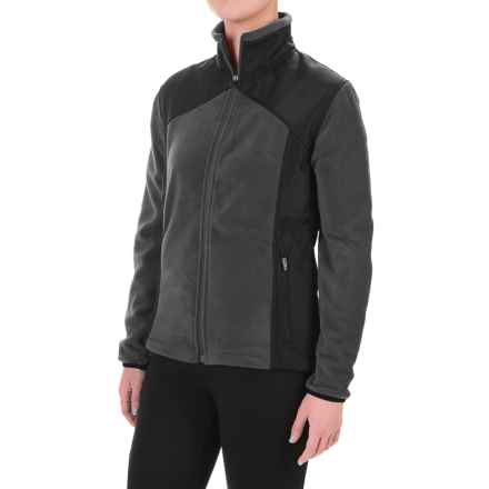 Colorado Clothing Telluride Fleece Jacket (For Women) in Charcoal - Closeouts