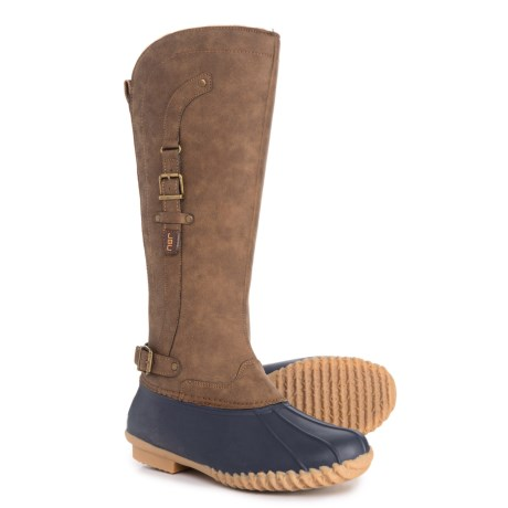 Image of Colorado Encore Duck Boots - Vegan Leather (For Women)