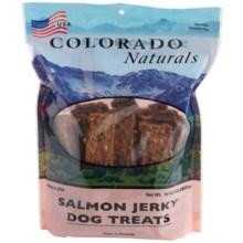 Colorado Naturals Jerky Dog Treats - 16 oz. in Salmon - Closeouts