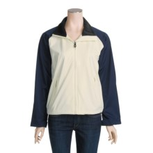 Colorado Timberline Banff Jacket (For Women) in Birch/Navy - Closeouts