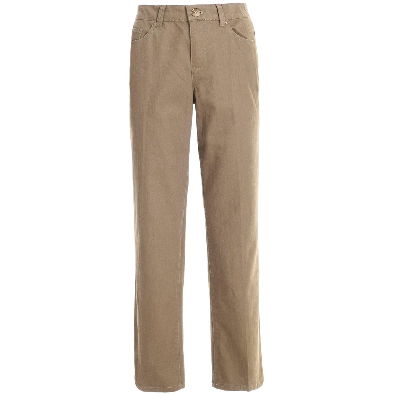 Innovative 149FP_2 NYDJ StraightLeg Pants For Women