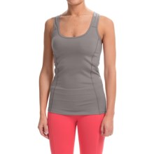 Colosseum Perfect Balance Tank Top (For Women) in Steeple Gray - Closeouts