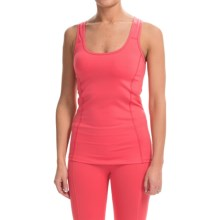 Colosseum Perfect Balance Tank Top (For Women) in Tropical Red - Closeouts