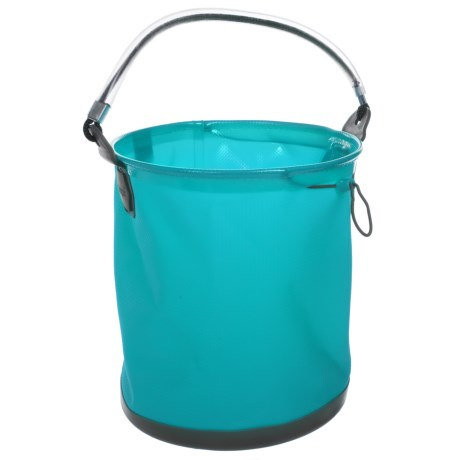 ColourWave Collapsible All-Purpose Bucket - 2.6 gallon in Blue