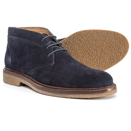 Image of Colton Chukka Boots - Suede (For Men)