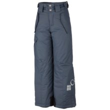 Columbia Bugaboo Snow Pants - Insulated (For Boys) in Mystery - Closeouts