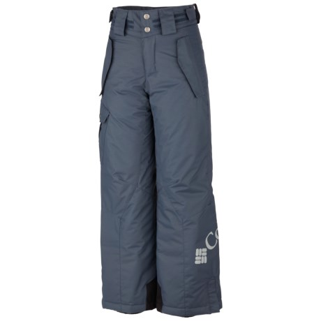 Columbia Bugaboo Snow Pants - Insulated (For Boys) in Mystery