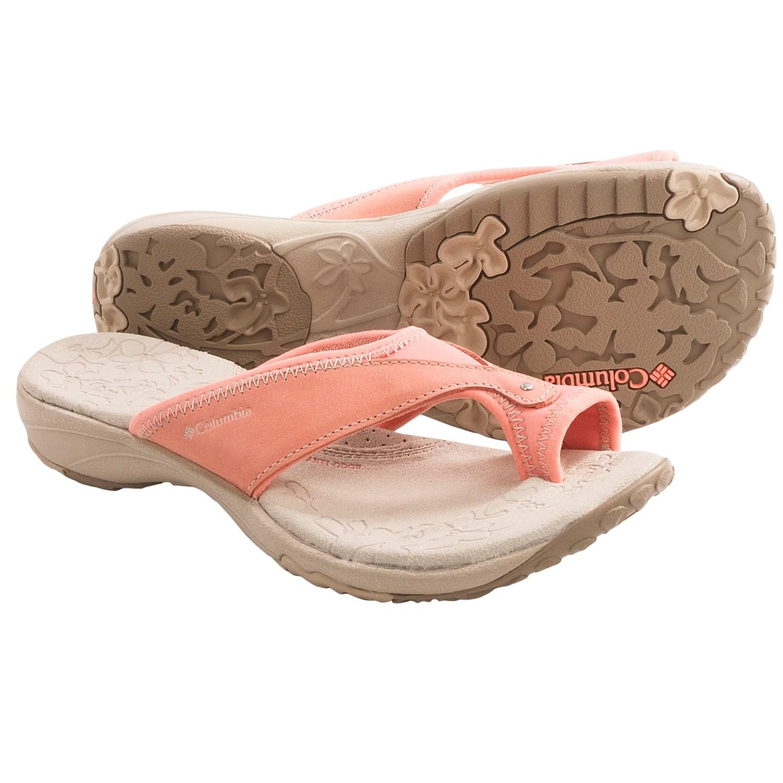 Unique Columbia Womens Kea Sandals In Stone  Befablook