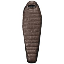 Columbia Sportswear 15°F Moonstone Down Omni-Heat® Sleeping Bag - 800 FP, Mummy in Hawk - Closeouts