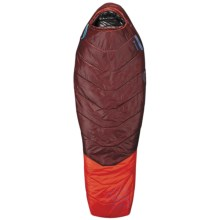 Columbia Sportswear 15°F Reactor Omni-Heat® Sleeping Bag - Long, Mummy in Hot Rod - Closeouts