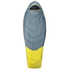 Columbia Sportswear 25°F Reactor Omni-Heat® Sleeping Bag - Mummy in Chartreuse - Closeouts