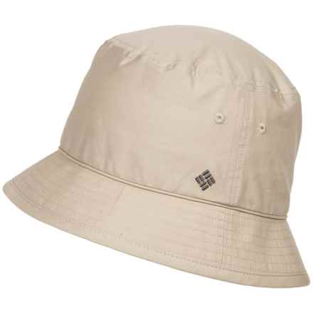 Columbia Sportswear Adult Bucket Hat (For Men and Women) in Fossil - Closeouts